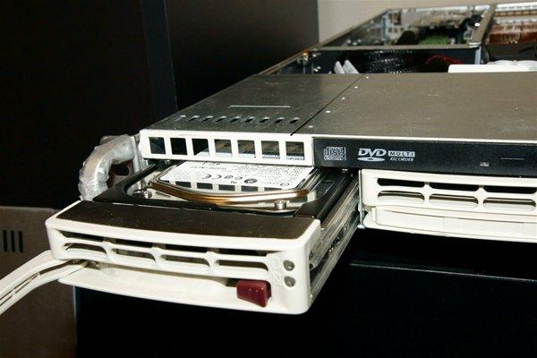 3.5 inch hotswap SAS drive