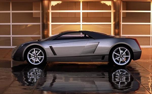 Cadillac has Lamborghini Design Skills