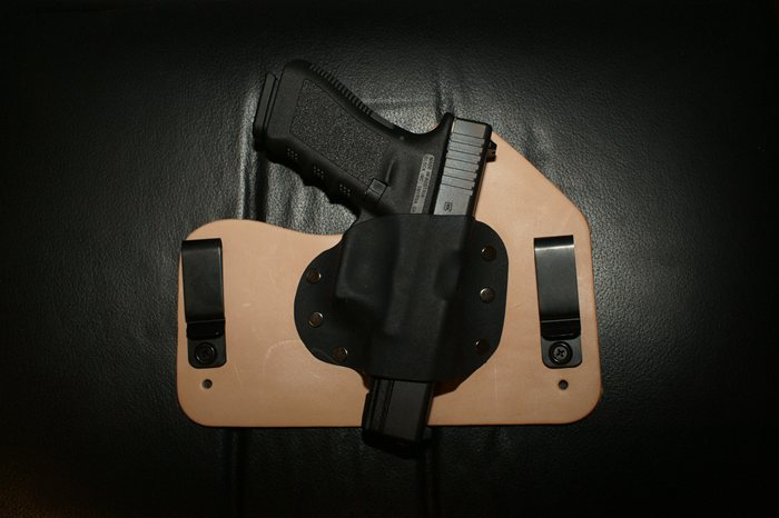 IWB generic Crossbreed Supertuck Holster Review