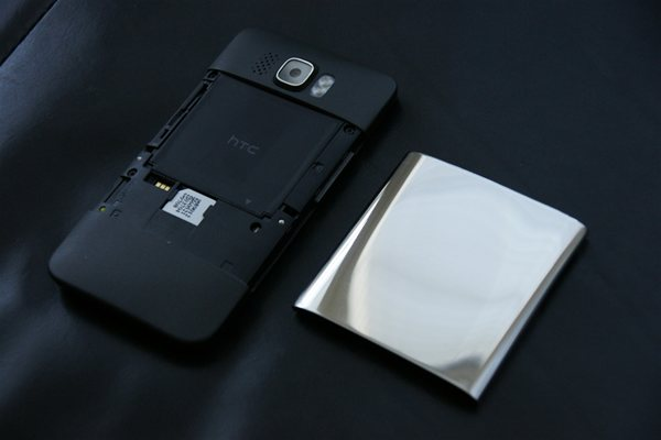 HTC HD2 Chrome Battery Cover