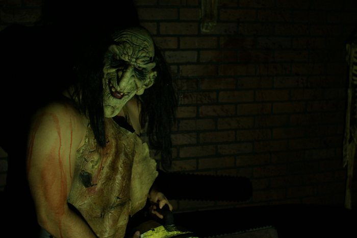 The Best Houston Haunted House 2011