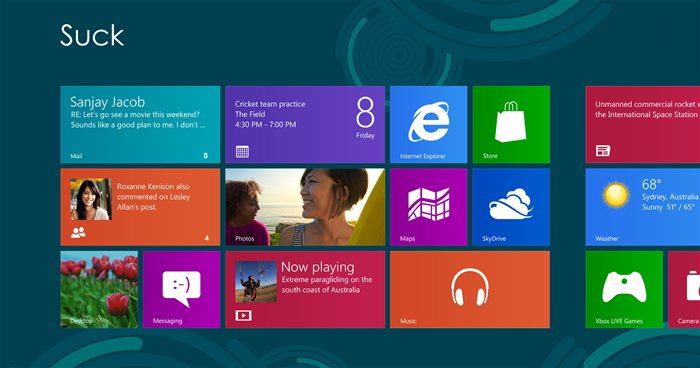 How Microsoft can Redeem itself with Windows 9