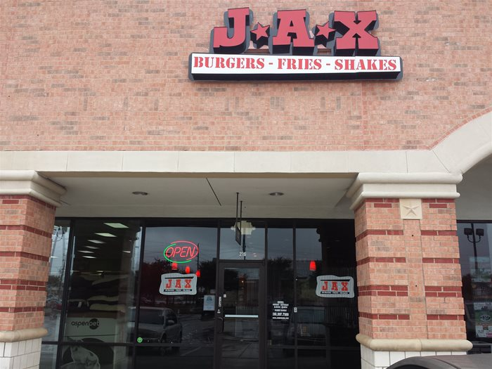 JAX Location in Pearland