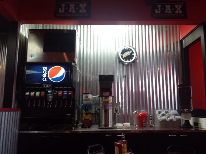 JAX Pepsi Products