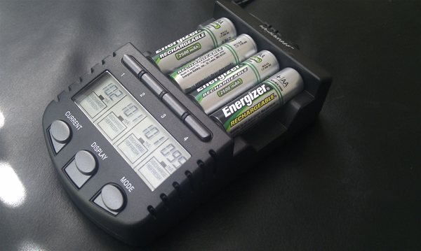 La Crosse BC-700 NiMH Battery Charger Review