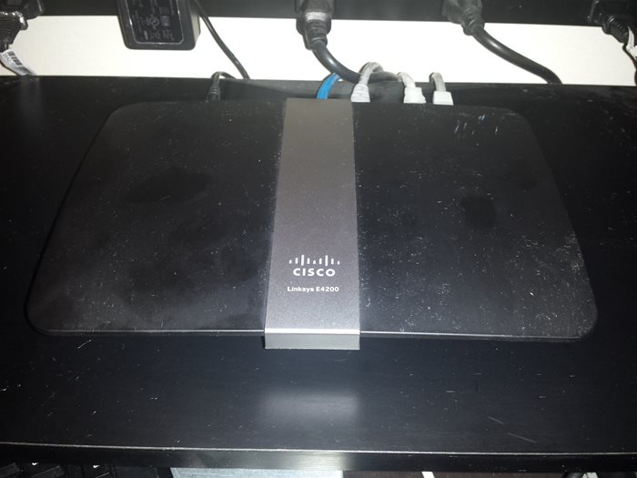 FTP problems with Linksys e4200 router