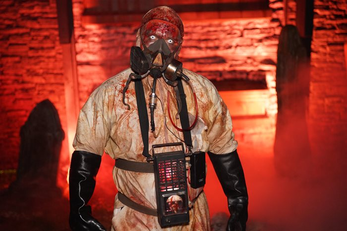 Terror Dome Houston Haunted House Review