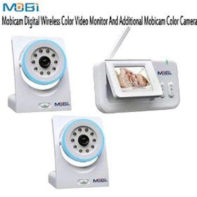 Mobicam Baby Monitor Camera Review its Bad