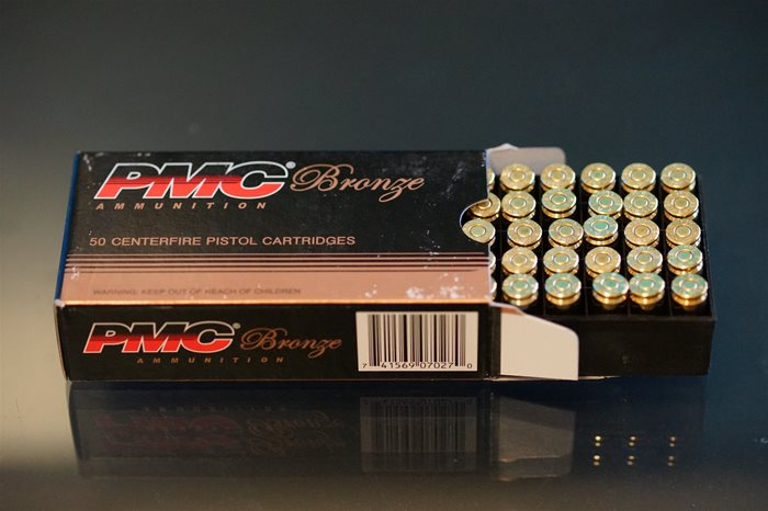 PMC Bronze 9mm Ammo