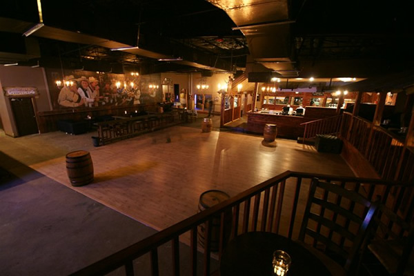 Rebels Honky Tonk Interior