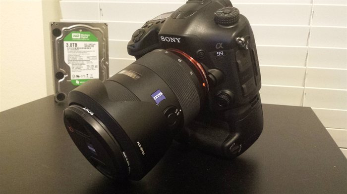 Sony a99 high ISO RAW vs JPG Review