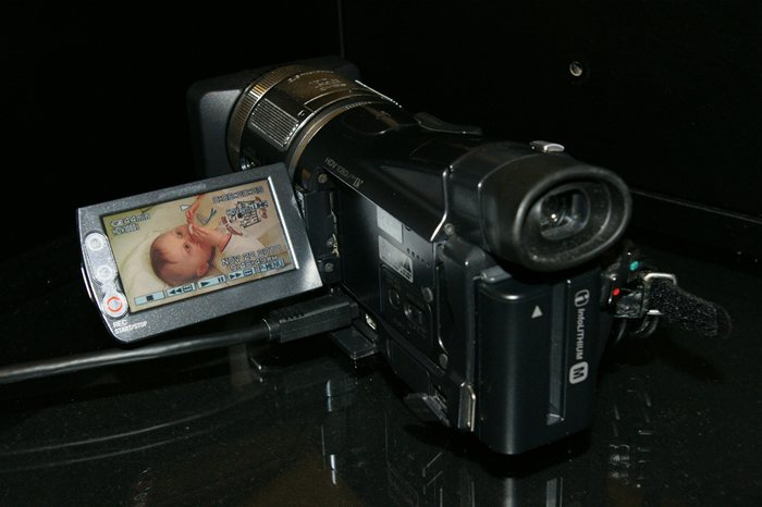 Sony HDR-HC1 HD camcorder