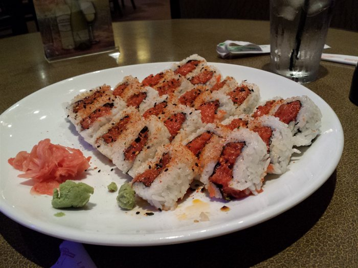 The best Sushi in Pearland, TX