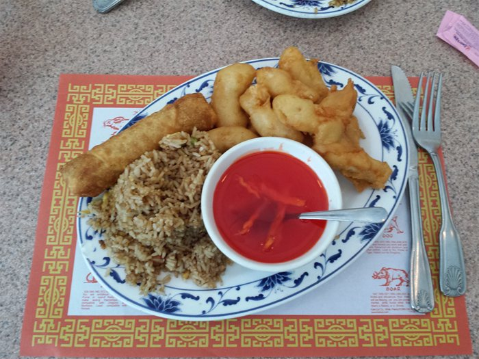 Great Chinese in Pearland TX Review
