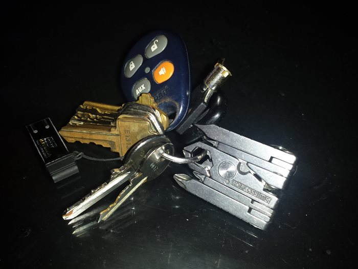 Micro Max keychain multitool review