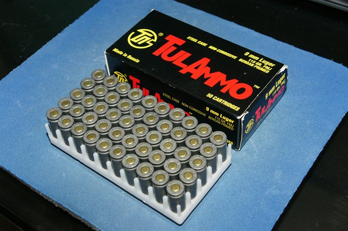 TulAmmo 9mm Steel Case Ammo Review
