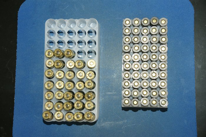 TulAmmo ammo tray vs Federal Ammunition Tray