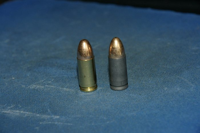 brass cased ammo vs steel cased ammo 9mm
