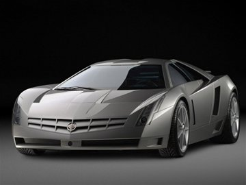 Cadillac Cien XLR Replacement