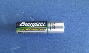 Energizer Rechareable AA NiMH Batteries
