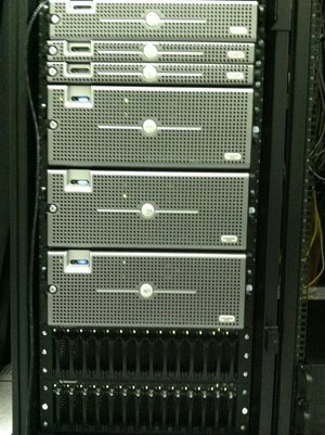 FastPCNet Cloud Servers at Core Exchange in Dallas