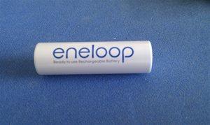 Sanyo Eneloop Rechareable AA NiMH Batteries