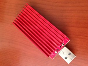 USB ASIC Bitcoin Miners Red Fury