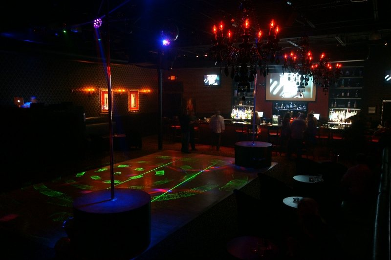 Club Coppia Houston Night Club Review and Photos