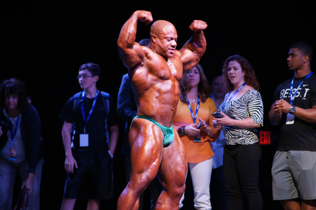 Photos from the Phil Heath 2013 Classic Houston Bodybuilding Show